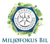 Miljøfokusbil.no – NBF